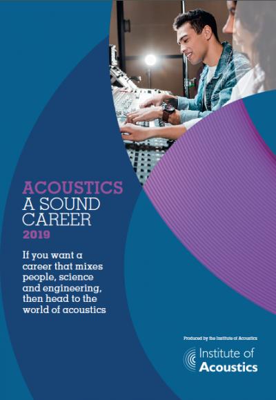 Acoustics A Sound Career